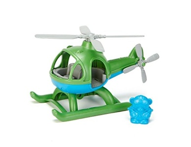 New Green Toys Helicopter