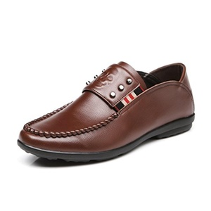 Mens casual shoes/Breathable shoes of England-B Foot length=24.8CM(9.8Inch)