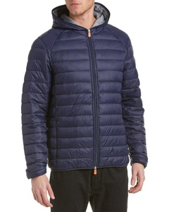 Save The Duck Mens Puffer Jacket, M