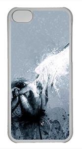 iPhone 5c case, Cute Fallen iPhone 5c Cover, iPhone 5c Cases, Hard Clear iPhone 5c Covers