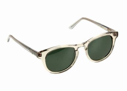 J Crew Han Kjøbenhavn State Sunglasses Style# C0892 Clear New