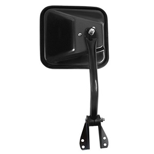 Fit System 60020C Jeep Driver Side Replacement OE Style Manual Folding Mirror by Fit System
