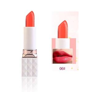 Kinghard Sexy Moisturizer Long Lasting Waterproof Lipstick Makeup Glossy Lipgloss (D)