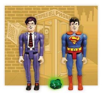 DC Comics Pocket Super Heroes 2: Superman & Clark Kent by Pocket Heroes