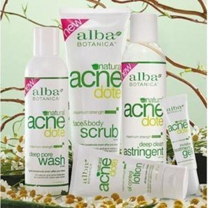 Alba Botanica: Natural ACNEdote Deep Pore Wash 6 oz (4 pack) by Alba Botanica