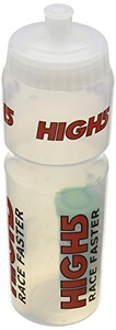 High 5 HFNBOTZB Bottle with Tube of Zero Inside - Berry, 0.75 Litres by High 5