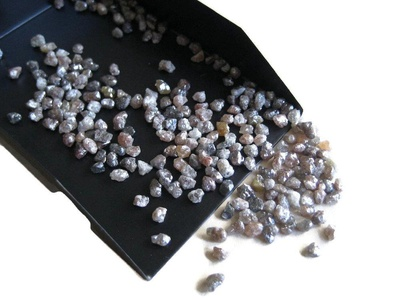8 Pieces, Loose Diamonds, Raw Diamonds, Wholesale Rough Diamond, Uncut Diamond, 3mm-5mm Approx, SKU-D65