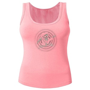 The_End for Women Printed Tanks Tops Sleeveless T-shirt