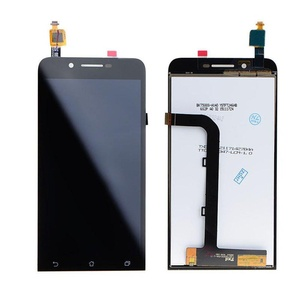 For Asus ZenFone Go ZC500TG Z00VD Full Black LCD Display Panel Screen Digitizer Touch Screen Glass Lens Assembly