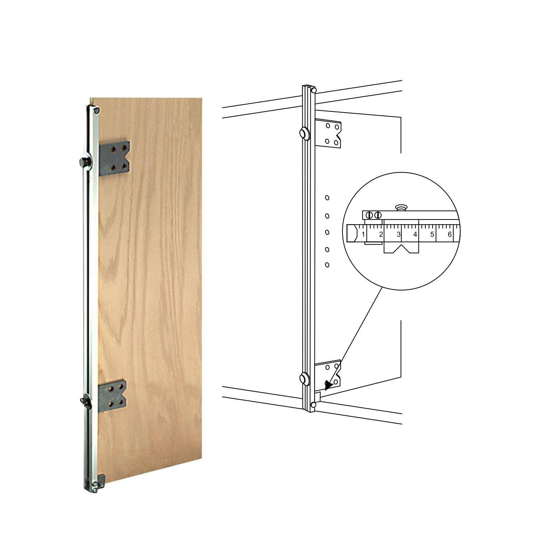 irwin door hinge installation kit instructions