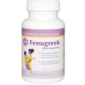 Fairhaven Health, Fenugreek, 60 Veggie Caps - 2pc