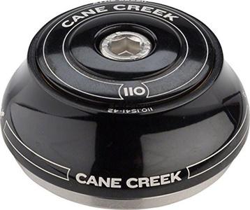 Cane Creek 110 Int Top Tall Black 1-1/8, Italian/42Mm Head-Tube by Cane Creek