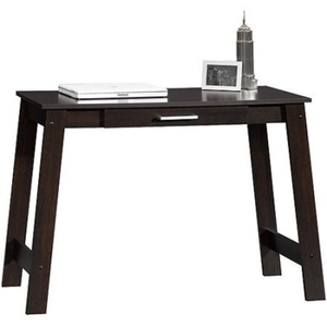 Sauder Beginnings Writing Desk Antique Top Table, Cinnamon Cherry