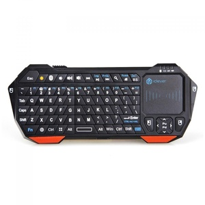 New Wireless Mini Bluetooth Keyboard With Touchpad For Windows Android iOS PC