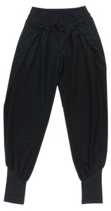 Studio Capezio Womens Lydie Dance Pants Black XS