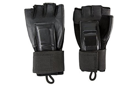 Harsh PRO Wrist Guards (LARGE) by Harsh Protective Gear