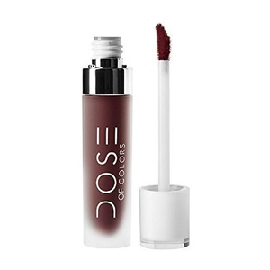 Dose of Colors Liquid Matte Lipstick (Chocolate Wasted) by Dose of Colors