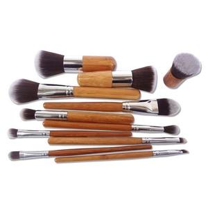 11 Pieces Makeup Brushes Set Professional kabuki Brush Set Powder foundation Brush Makeup brush kit