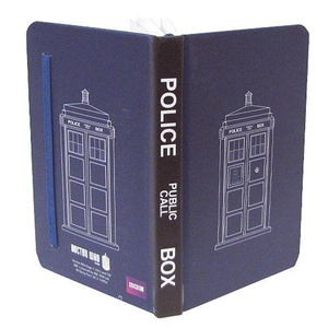 Doctor Who TARDIS Mini Journal by Other Manufacturer