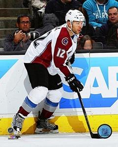 Jarome Iginla Colorado Avalanche NHL Action Photo (Size: 8