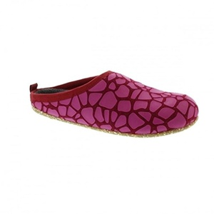 Camper TWS K200242 - 002 Dark Red (Textile) Womens Slippers 6 US