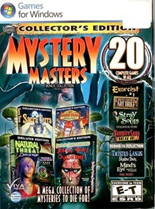 Encore Software V01066 Mystery Masters Twisted Tales(Certified Refurbished) by Encore