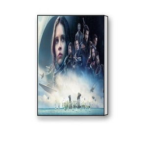 Canvas Prints Wall Art Decor - Star Wars Story Unique - Modern Beautiful Wall Decor/ Home Decoration Stretched Gallery Canvas Wrap Giclee Print & Ready to Hang -12
