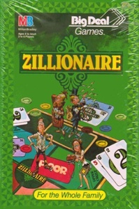Zillionaire Game - Vintage by Big Deal games