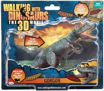 Walking With Dinosaurs Talking Gorgon by Walking with Dinosaurs