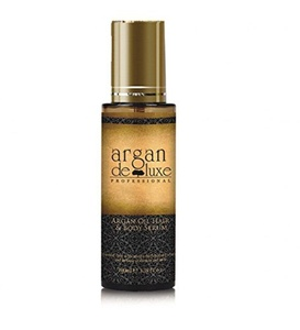 Argan Serum for Hair Growth & Smooth Skin - Argan Oil Hair & Body Serum - 100ml by Argan Deluxe Professional