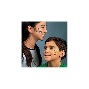 S&S Worldwide Art Wear Face Painting Kit by Toner Crafts