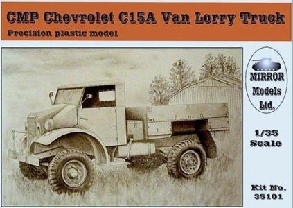 Mirror Models 1:35 - CMP C15A Lorry Van Truck - (MRR35101) by Mirror Models