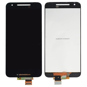 Black LG Google Nexus 5X H790 H791 Touch Lcd Display Assembly Replacement