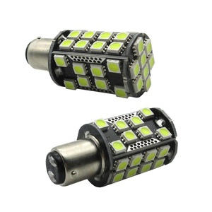 1157 Extremely Bright 40-SMD LED Bulbs For Car Turn Tail Signal Brake Backup Light