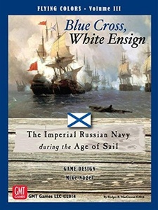 Blue Cross, White Ensign by GMT Games