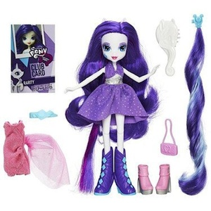 My Little Pony Equestria Girls Deluxe Doll - Rarity by My Little Pony Equestria Girls