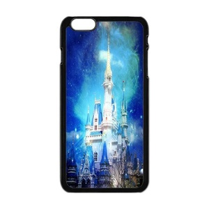 Cover for iPhone6 plus,Case For iPhone 6 Plus / 6S plus,Phone Case for Apple iPhone 6S Plus,Case Cover for iPhone 6S Plus(5.5 inch),Castle Pattern Soft Rubber Case Cover for iPhone 6 Plus