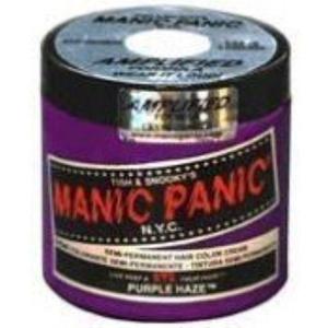 Manic Panic Amplified Purple Haze 4 oz by Purple Hair at The Purple Store