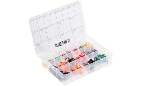 Dye Colored O-Ring Kit by Dye Matrix