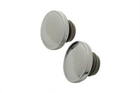 V-Twin 38-0320 Ratcheting Style Gas Cap Set Vented And Non-Vented by V-Twin