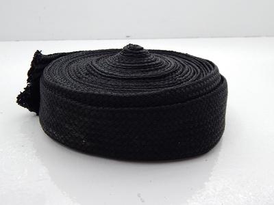Santa Fe Textiles 591-0169-015 Black Nylon Sleeving T87682