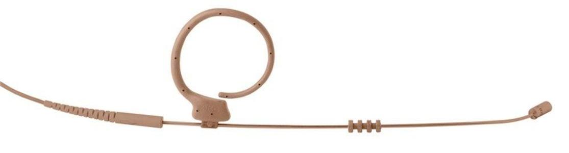 AKG EC81MD Beige Microlite Earhook Headset Microphone - New