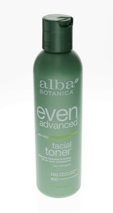 Alba Botanica, Natural Even Advanced, Facial Toner, Sea Kelp, 6 fl oz (177 ml) - 2pc