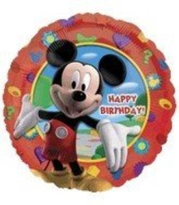 18 Mickey's Clubhouse Happy Birthday by M-D