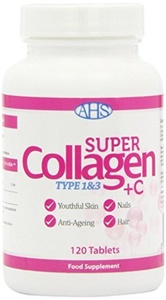 Ahs Ahs Super Collagen + C 120 Tablet by AHS