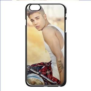 Justin Bieber for iPhone 6/6s Black Case