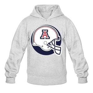 MARC Men's University Of Arizona Sweater Ash Size M