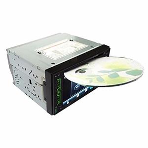 Nolia 6.2 Inch HD 2DIN Car Bluetooth Touchscreen CD DVD Player Stereo MP3 AUX FM Radio USB SD