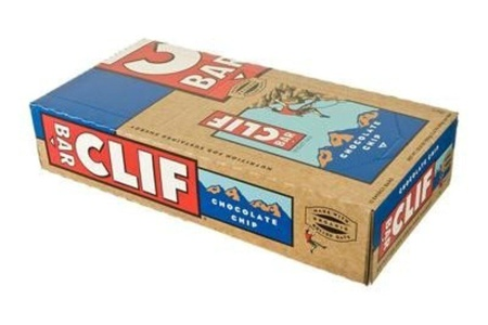 Clif Bar - Clif Bar - Organic Chocolate Chip - Case of 12 - 2.4 oz by Clif Bar