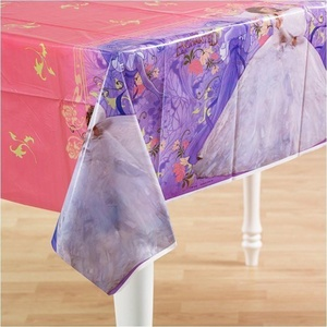 Disney's Enchanted Plastic Tablecover by Factory Card and Party Outlet